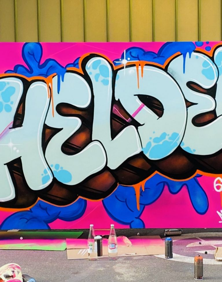 Helden Graffity